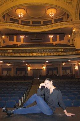 Rosa López en el Teatre Coliseum