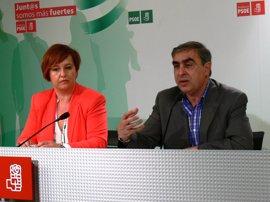 El PSOE llevará al Senado una propuesta para incorporar la ley 'antidesahucios' andaluza a la estatal