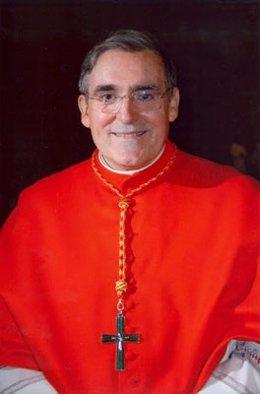 Cardenal Arzobispo De Barcelona, Lluís Martínez Sistach (Archivo)
