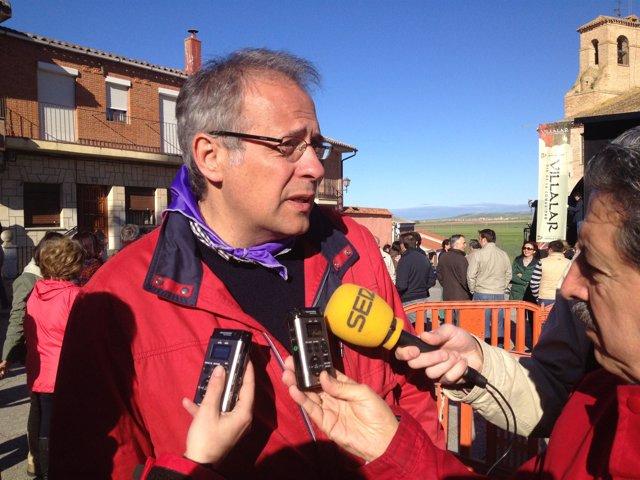 Martínez Bermejo en Villalar