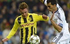 El Bayern de Múnich ficha a Mario Götze