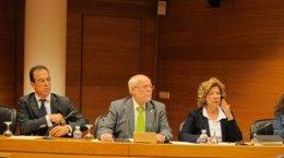 Comisión de Infraestructuras de las Corts