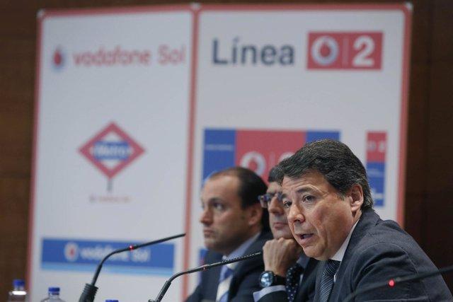 El presidente de la Comunidad de Madrid, Ignacio González