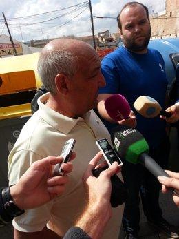 Manuel Muñoz, pedáneo La Purísima-Barriomar