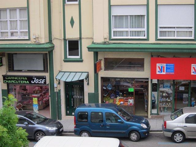 Tiendas en Santander