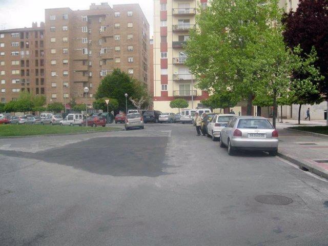 El Ayuntamiento de Pamplona arregla alrededor de 900 baches