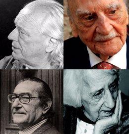 Caballero Bonald y el quinteto andaluz de las letras españolas