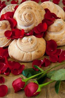 Pan de Rosa