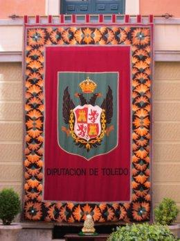 Diputación de Toledo, fachada