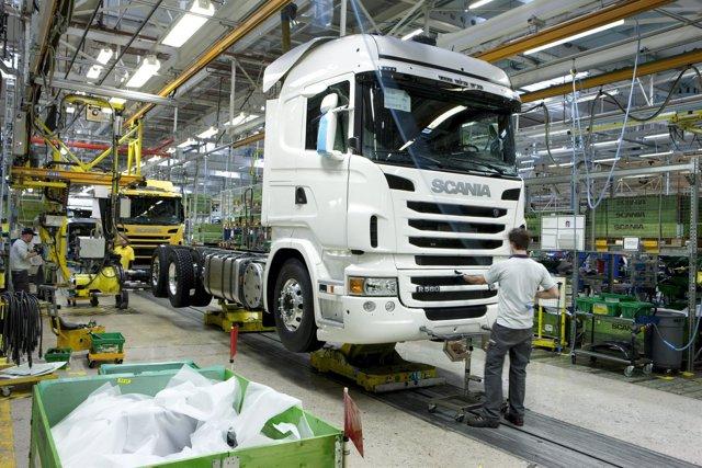 Planta De Scania