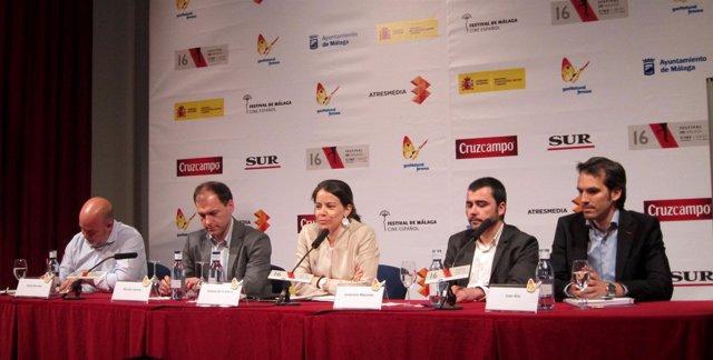 Susana de la Sierra ICAA Festival de Málaga