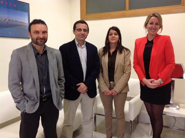 Reunión entre Macael y 'Costa de Almería'