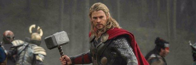 Chris Hemsworth en Thor el mundo oscuro