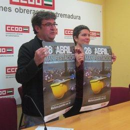 Julián Carretero y Concha Gómez