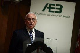 Martín (AEB) pide cuidar a la banca sana, porque es la que puede financiar la economía en el futuro