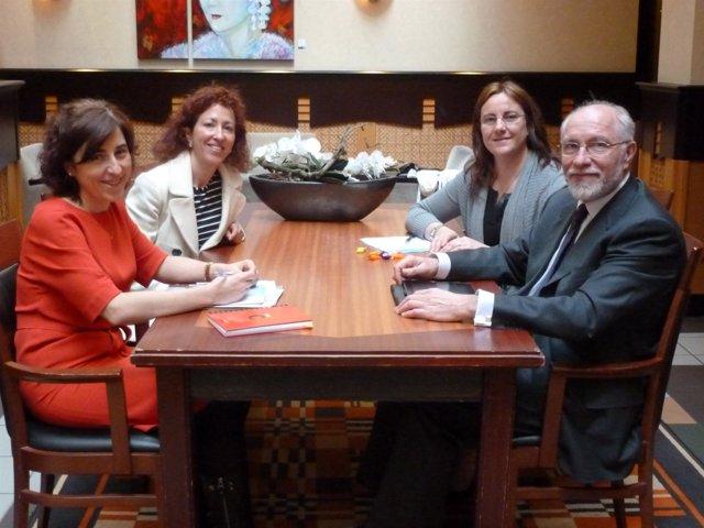 Tatiana Alvarez, Fundación Comillas