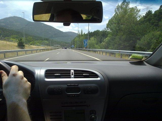 Recurso conducción, coche, conductor