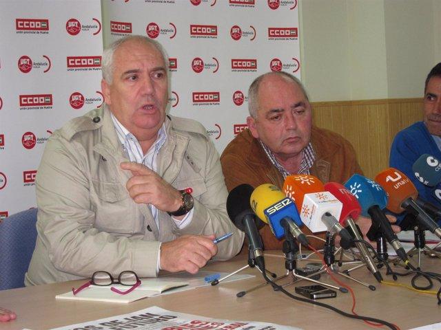 Francisco Carbonero y Manuel Pastrana.