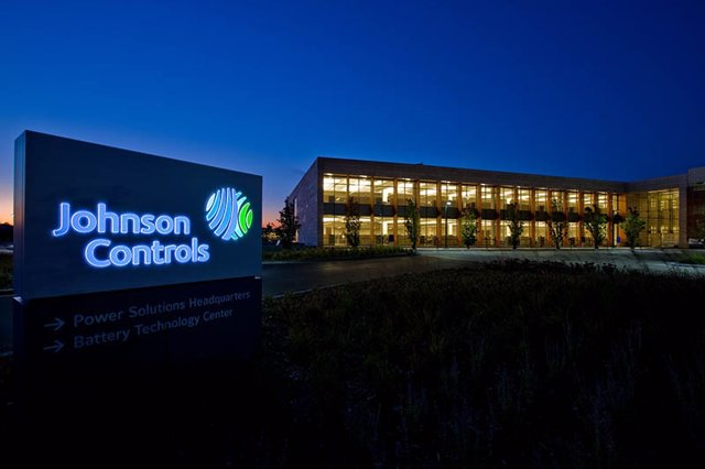 Sede de Johnson Controls