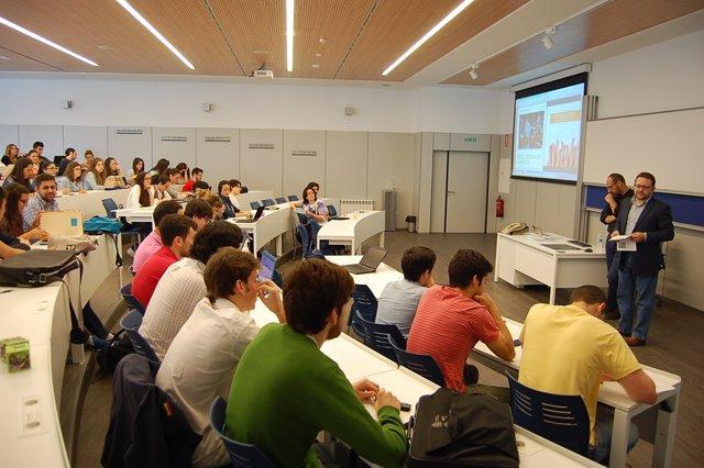 Jornada sobre Cooperación en la Universidad Loyola Andalucía