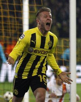Jakub Blaszczykowski del Borussia Dortmund