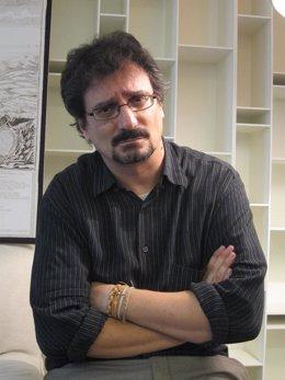 El escritor Albert Sánchez Piñol publica 'Victus'