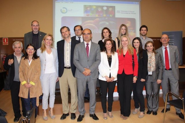 Presentación de la cátedra Human Fertility de la Universidad de Alicante