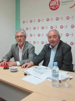 José Ginel Y Manuel Pastrana