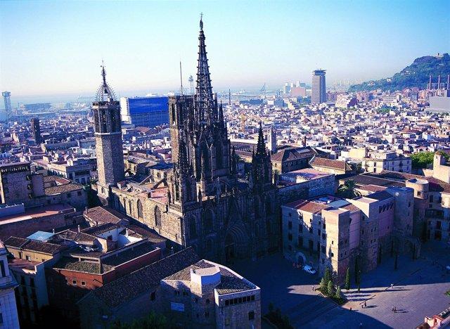 Catedral De Barcelona, Barrio Gótico -Gòtic