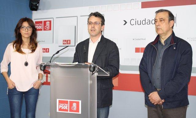 Eduardo del Valle, PSOE