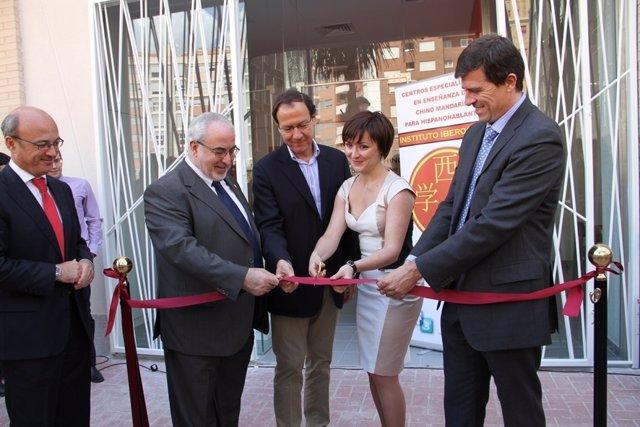 Apertura Instituto Iberochino Murcia