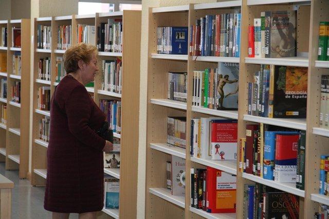 Biblioteca en Getafe