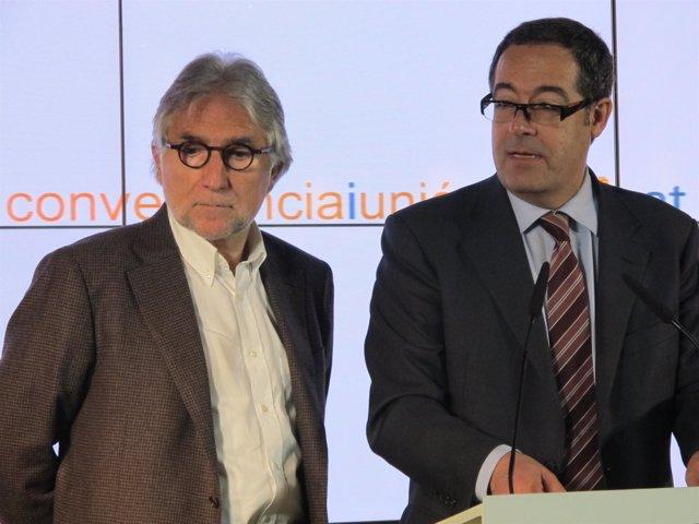 Josep Sánchez Llibre y Pere Macias