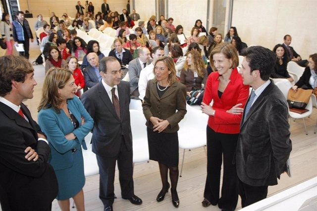 El consejero de Educación en la inauguración del Foro de Lenguas Extranjeras