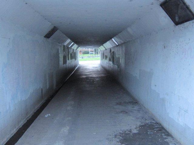 Túneles de Lutxana