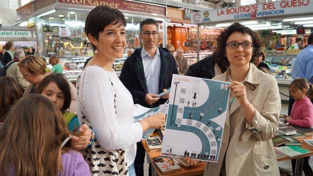 Las bibliotecas de La Beneficència celebran el Día del Libro