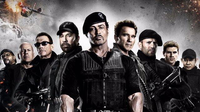 Los mercenarios 3 ya tiene director