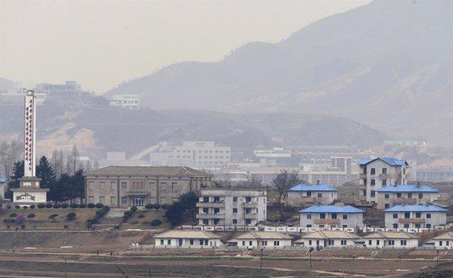 Complejo industrial Kaesong Corea del Norte