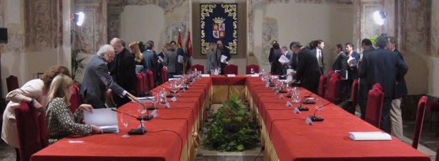Reunión del Consejo para las Políticas Culturales recién concluida