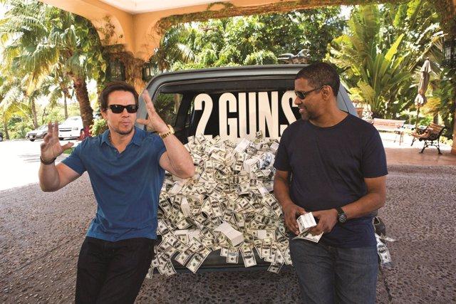 Mark Wahlberg y Denzel Washington