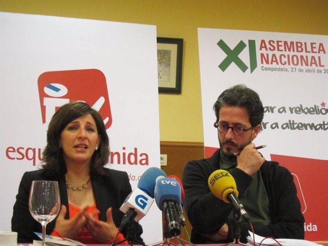 Presentación XI Asamblea de Esquerda-Unida