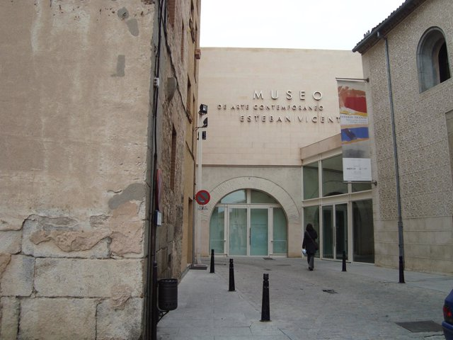 Museo Esteban Vicente