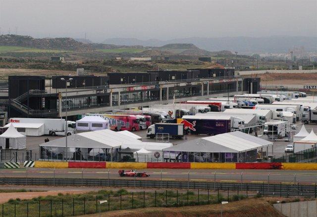 Motorland acoge este fin de semana las World Series by Renault