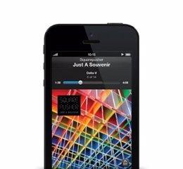 Deezer para iOS