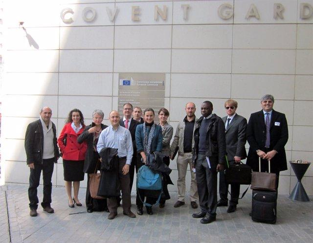 Fecoam y Amopa participan en un proyecto europeo