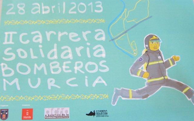 II edición de la Carrera Solidaria Bomberos de Murcia