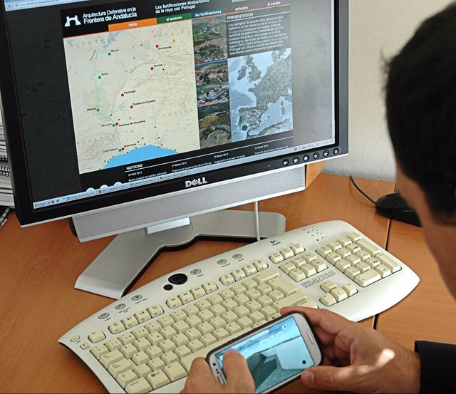 Aplicación para móviles y tabletas