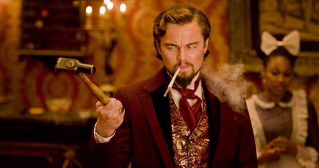 DiCaprio en 'Django desencadenado'
