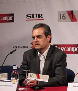El director del Festival de Málaga.Cine Español, Juan Antonio Vigar