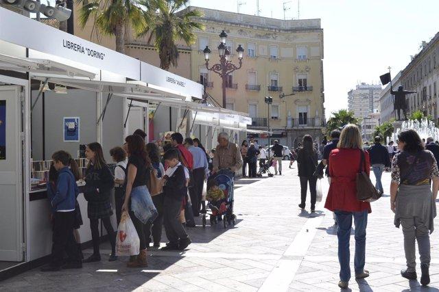 Feria del Libro de Huelva
